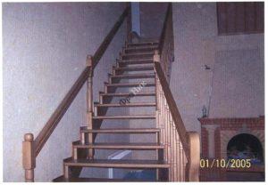 Изготовление лестниц в Тюмени