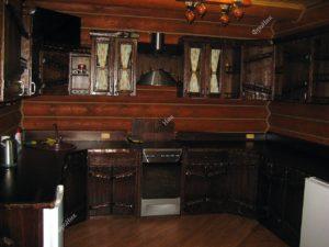 Кухня под старину на заказ