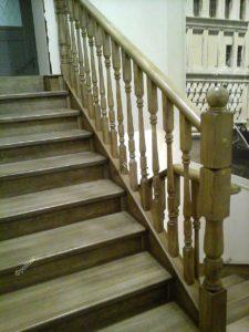 Поручни для лестницы на заказ