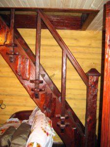 Подъем на второй этаж