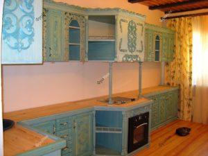 Кухня на заказ в классическом стиле