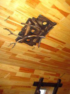 Корнепластика изделия, украшение потолка под старину