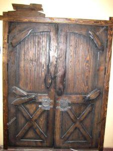 Двери под старину Тюменская область
