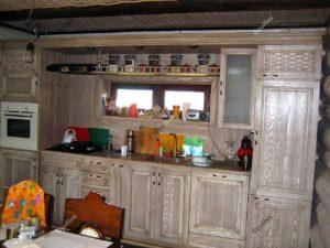 Кухня в классическом стиле на заказ фото