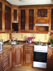 Кухня в классическом стиле Тюмень