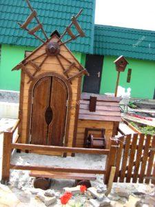 Миниатюрная мельница