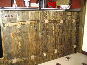 Шкаф гарнитура из массива дерева Тюмень