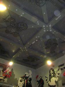 Отделка потолка деревом Тюмень