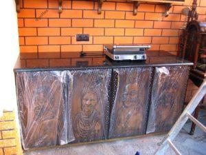 Кухонный гарнитур на заказ в Тюмени