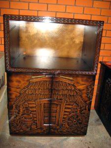 Кухонная мебель для ресторана на заказ