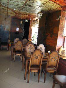 Интерьер кафе дикий запад 4