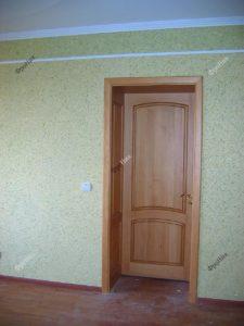 Двери на заказ из сосны в Тюмени