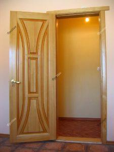Желтые двери на заказ Тюмень