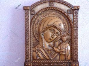 Икона из дерева
