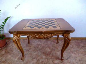 Шахматный стол на заказ