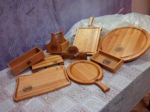 Кухонные принадлежности подарить жене из дерева