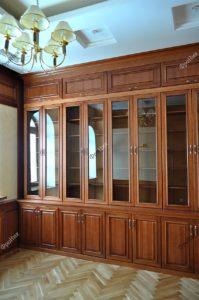 Шкаф из массива Тюмень