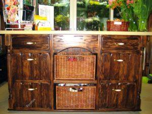 Деревянная мебель ФроНик