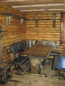 Кухонная мебель на под старину