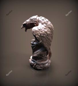 Статуэтка грифон