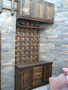 Шкаф в каменном замке