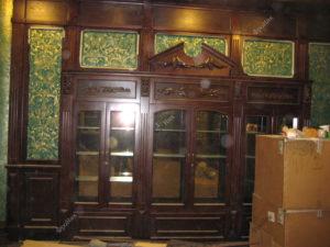 Шкаф ресторан Жигули