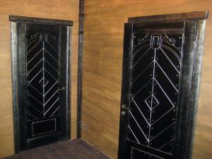 Интересные межкомнатные двери